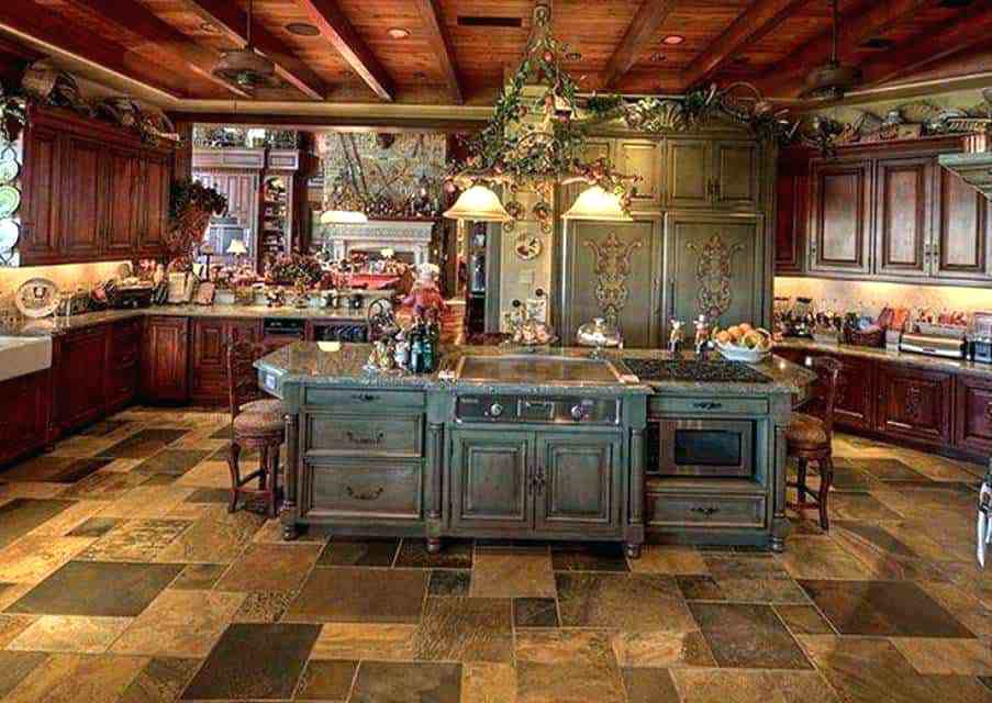 rustic italian kitchen design rustic kitchen design