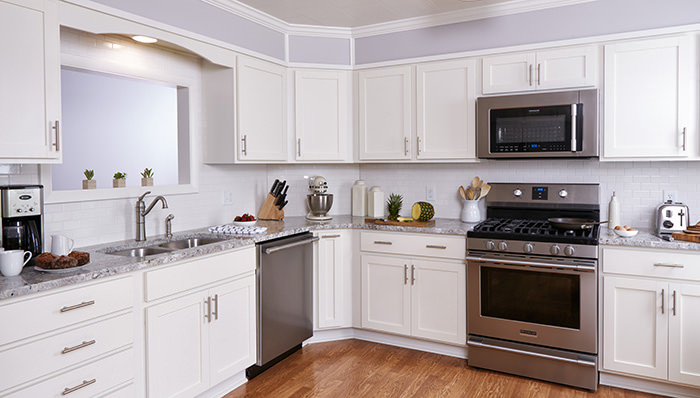 How to make your small kitchen appear bigger